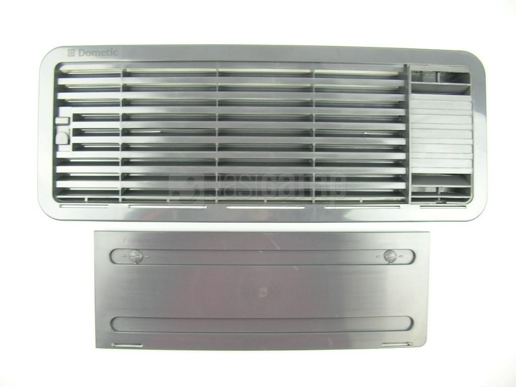 Genoeg Dometic koelkastrooster compleet donkergrijs LS100 boven ES98