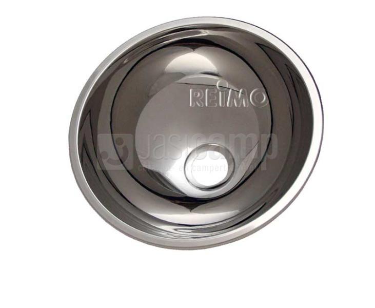 Wasbak 90 Cm : Spoelbak wasbak rond rvs diam cm schuine kom h cm geleverd