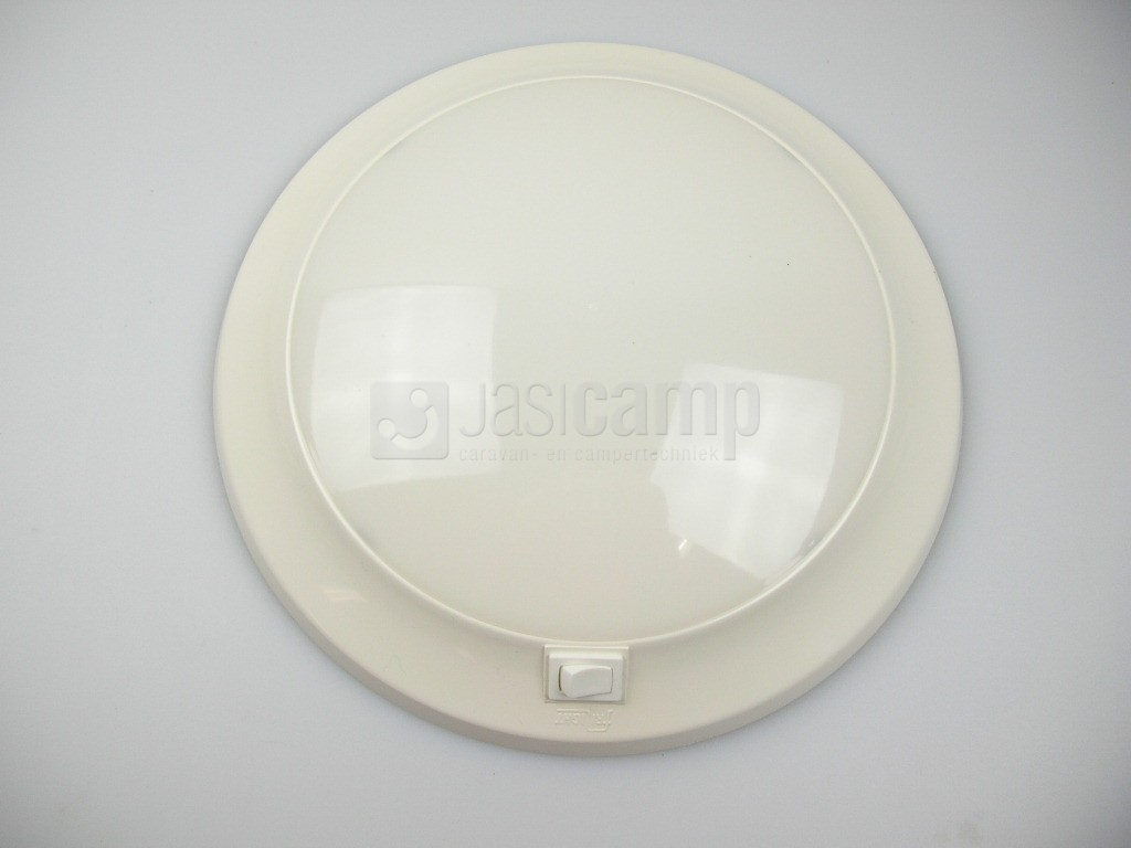 Plafoniera Camper 12v : Cirro plafoniere met schakelaar v w diameter cm kleur wit