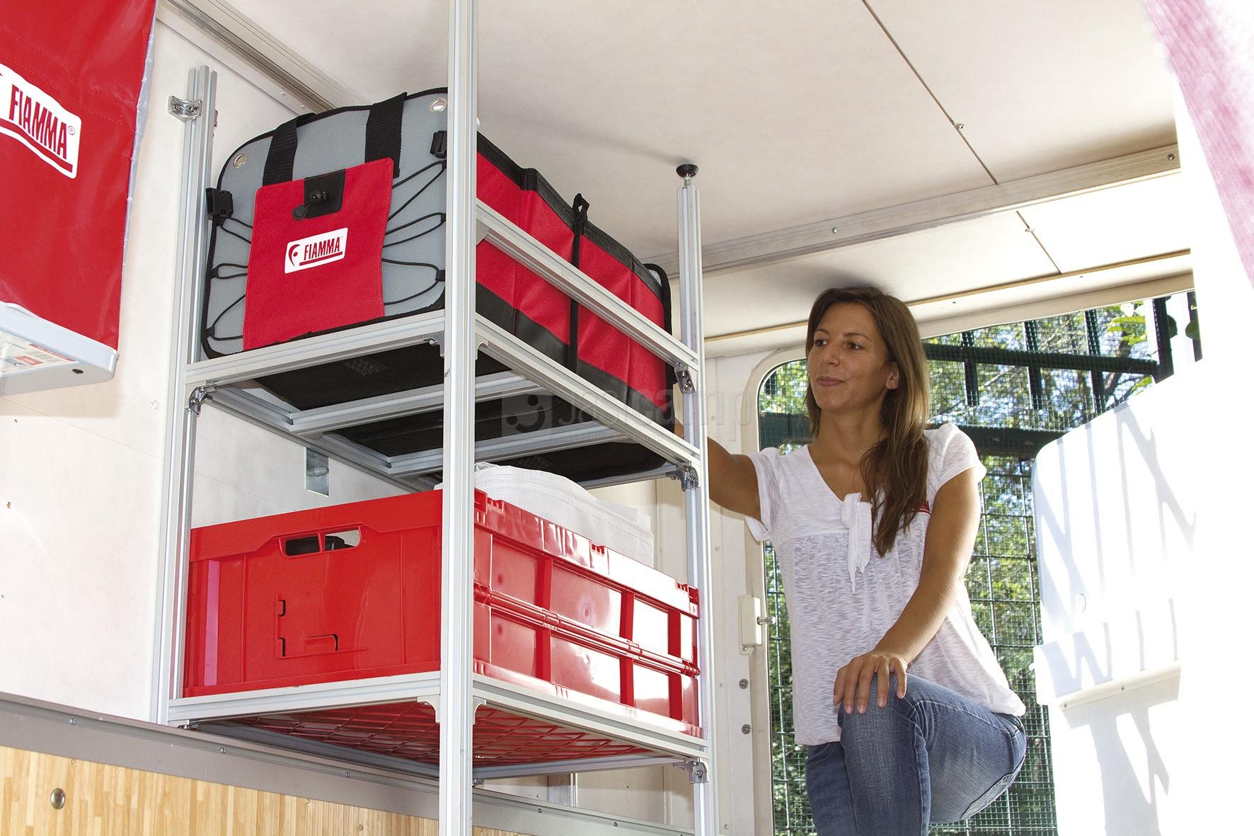 Opbergrekken Voor Garage.Garage Systeem Standaard 98655 907 Opbergrek Voor In De Garage L64