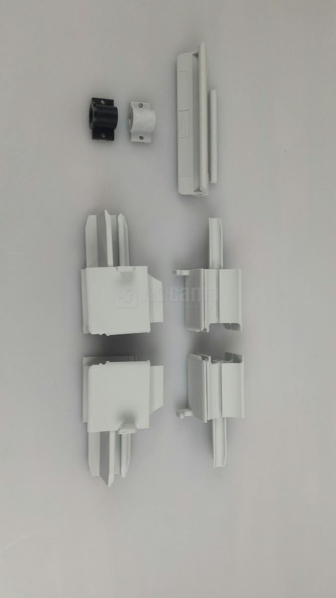 Onderdelenset Voor S5 Raam Bg1091 Seitz Nr1260393