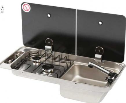 Dometic HSG 2445 combinatie Combinatie kook & spoel